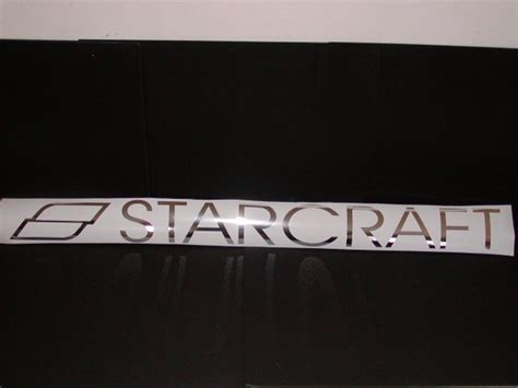 eliminator boat decals starcraft boat decals many sizes and colors