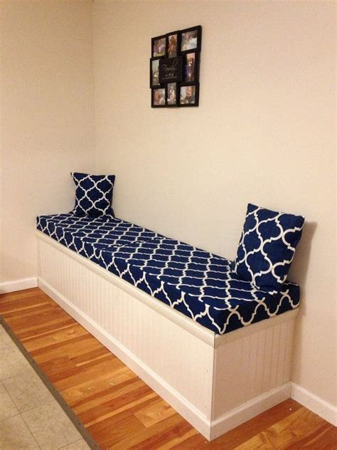 custom made bench cushions indoor 17 best ideas about garden bench cushions on pinterest