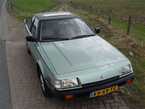 1983 mitsubishi cordia convertibleeef s 1983 mitsubishi cordia in gelderland