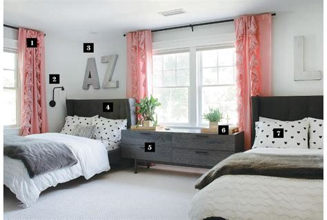 tweens new bedroom design gives them room to grow up the boston globe