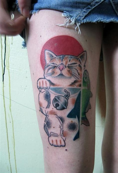 lucky charm tattoo artist gallery mach ideatattoo