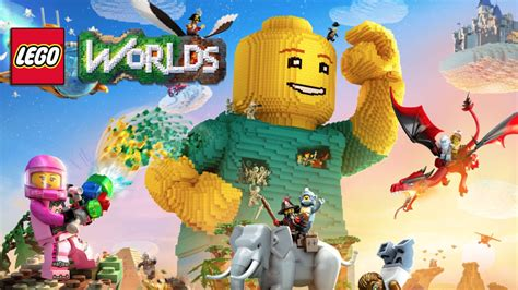 lego worlds ps4 xbox one nintendo switch codes tips guide unofficial books lego worlds se lance en vid 233 o jvfrance