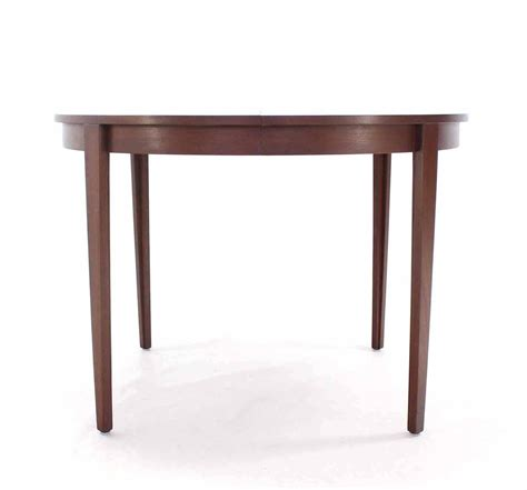 round dining room table with leaves round dunbar dining table with four extension leaves for