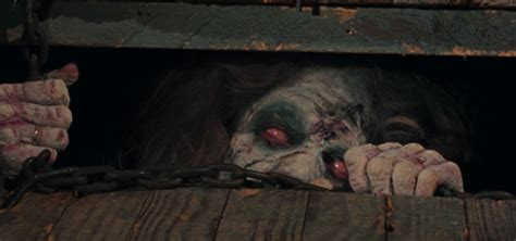 horror creatures in basement for your consideration the evil dead on netflix instant