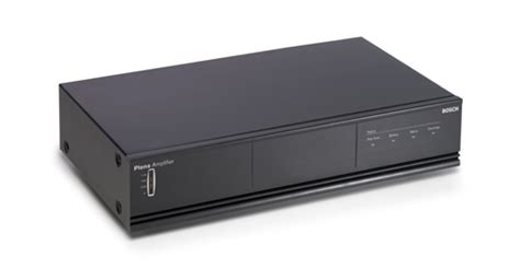 Lbb 1935 20 Plena Power Lifier bosch plena vas voice alarm and address system
