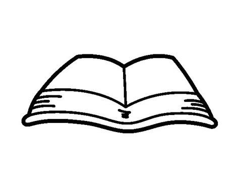 dibujo de unos libros para colorear dibujos net dibujo de un libro abierto para colorear dibujos net