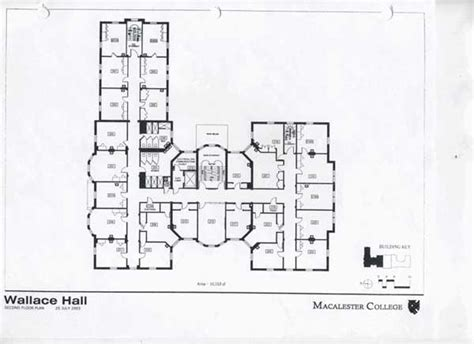 home plan designs judson wallace wallace hall residential life macalester college