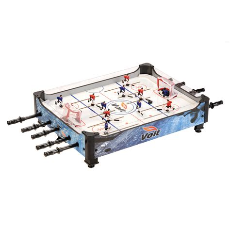 voit 33 quot table top rod hockey fitness sports