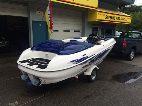 jet boat yamaha exciter yamaha exciter 1200xl 270hp 1999 for sale for 4 500