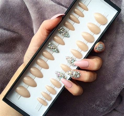 best stick on nails 18 best high quality glue on nails images on pinterest