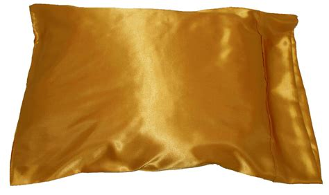 Satin Pillow by 1pc New Standard Size Silky Satin Pillow