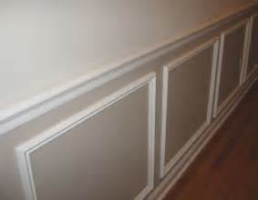 Wall Paneling Styles Wainscoting Styles
