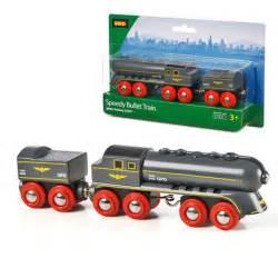 brio wooden train brio wooden railway speedy bullet train with tender at