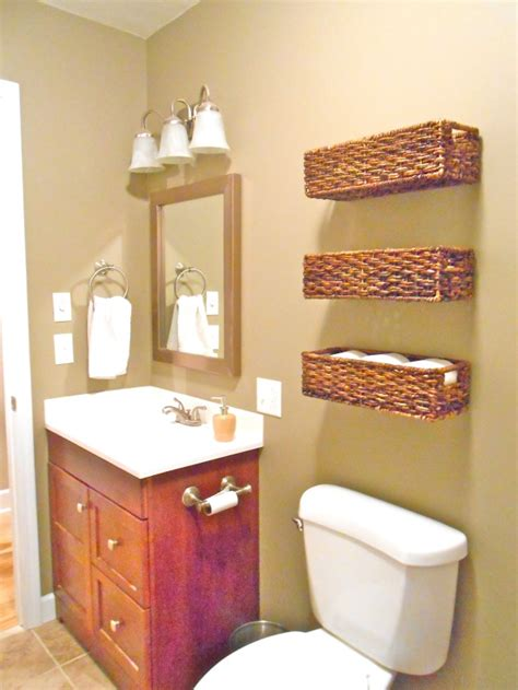 bathroom basket ideas basket storage for bathroom favething com