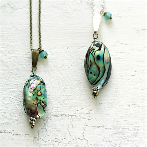 how to make abalone jewelry abalone jewelry images
