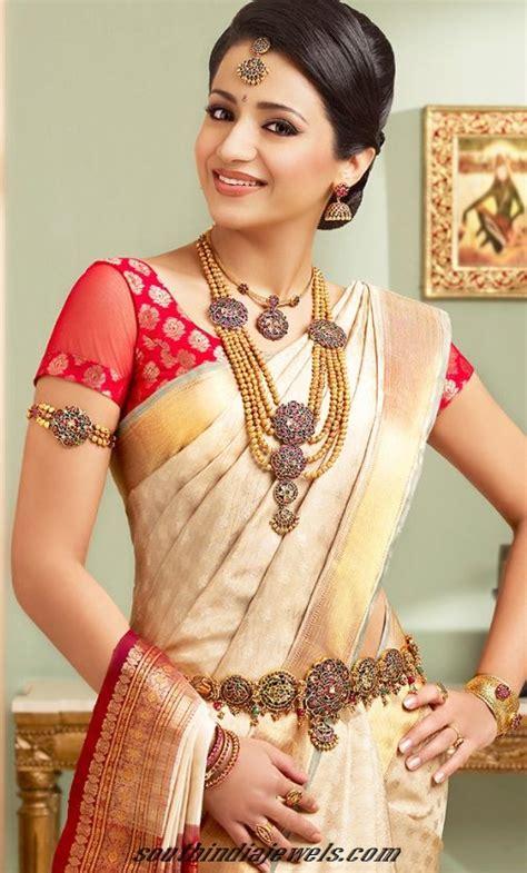 south indian saree draping nac bridal jewellery south india jewels