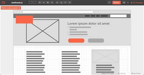 wireframe fatbit free online wireframe tool best free home design