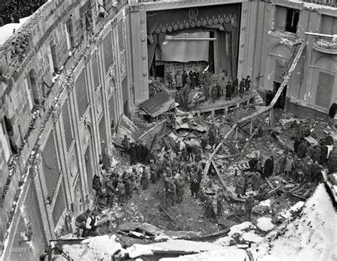 knickerbocker disaster  shorpy historical