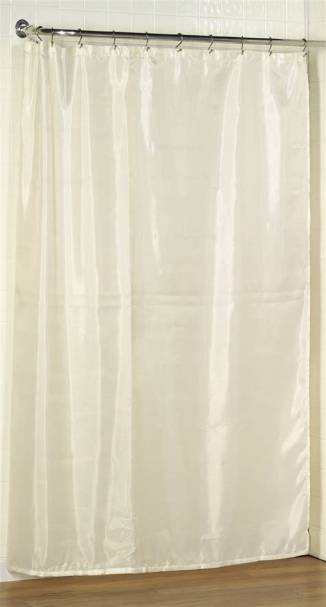 70 inch curtains carnation home fashions 70 inch by 78 inch fabric shower