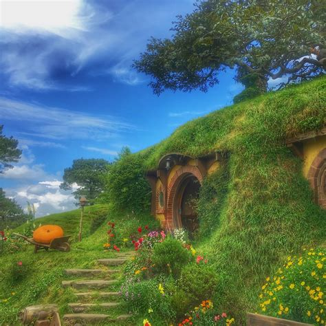 hobbiton wallpapers wallpaper cave