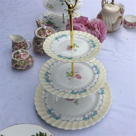 1000 images about handmade vintage cake stands jewelry