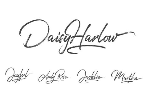 tattoo fonts download photoshop handwritten font font modern calligraphy