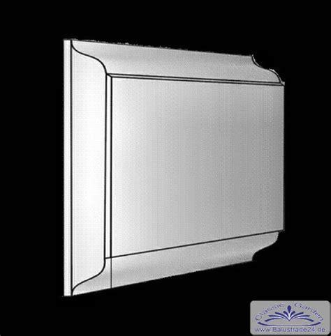 Platten Für Fassade by Fassadenstuck Eckplatten F 195 188 R Rustikale Hausecken 194 194