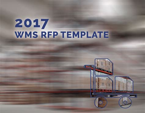 3pl rfp template wms rfp template