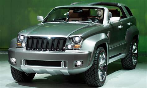 concept jeep concept flashback 2007 jeep trailhawk