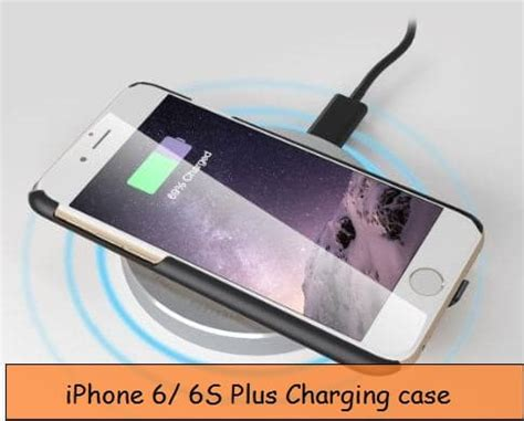charger for iphone 6 best wireless charger for iphone 6 6s 6 plus iphone se