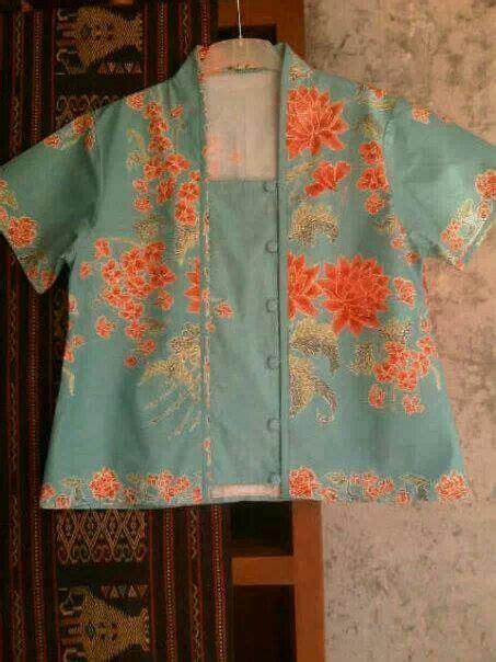Blouse By Abinaya Butik kutubaru kebaya penelusuran batik tenun ikat