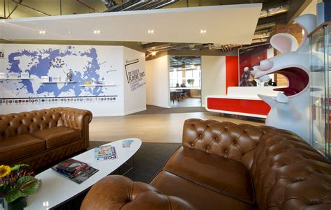 ubisofts  uk offices office snapshots