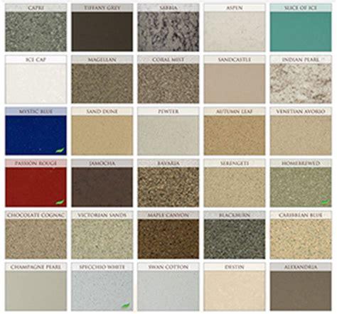 quartz color guide synmar castech