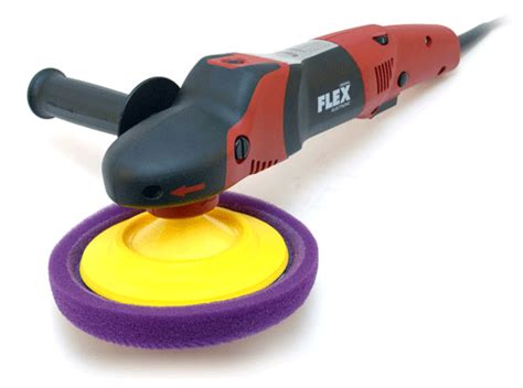 FLEX PE14 2 150 Rotary Polisher, FLEX circular polisher