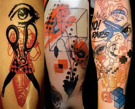 graphic tattoos graphic