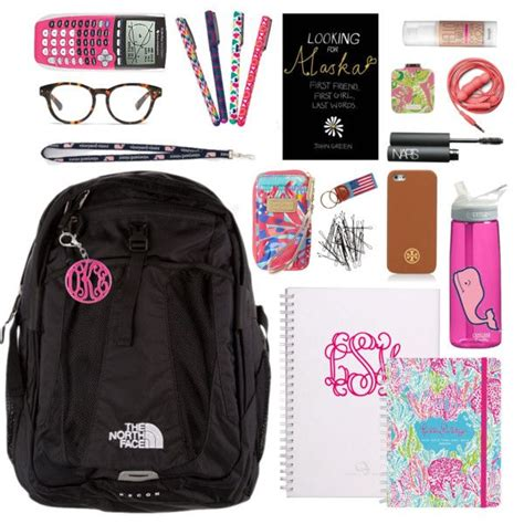 almost odis my preppy with my books 17 best ideas about school book bags on