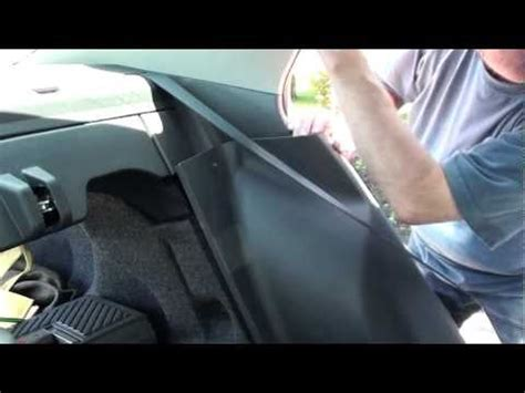 toyota corolla how remove rear deck speakers 09 13 | doovi