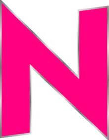 letter n clip at clker vector clip