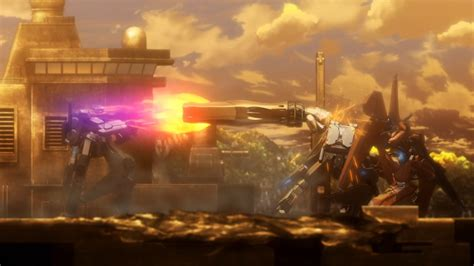 it s the anti gundam mech series anime critique aldnoah