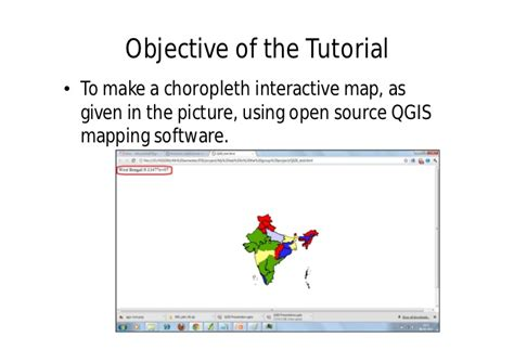 qgis software tutorial qgis tutorial 1