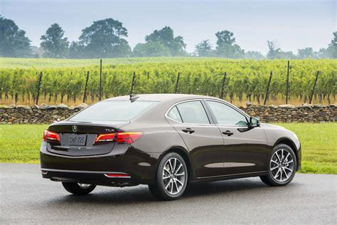 2017 acura tlx reviews and rating motor trend canada