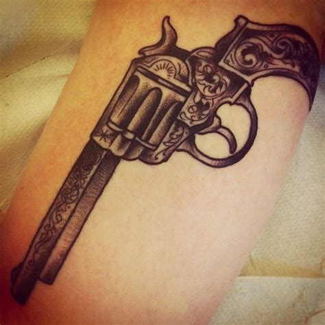 tattoo gun near me 58 most amazing pistol tattoos designs