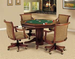 Game Table Chairs Game Tables Betterimprovement Com