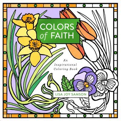 Colors Of An Inspirational Coloring Book