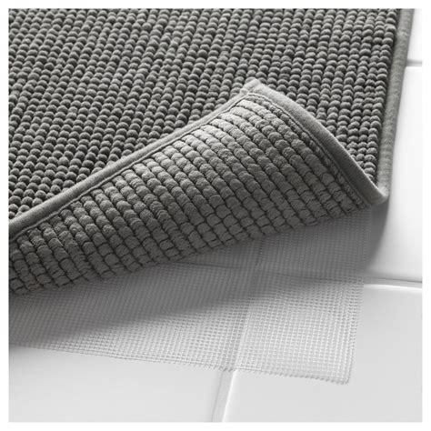 ikea bathtub mat badaren bath mat grey 40x60 cm ikea