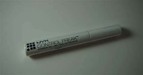 Nyx Nyx Freak Eyebrow Gel nyx freak eyebrow gel review demo