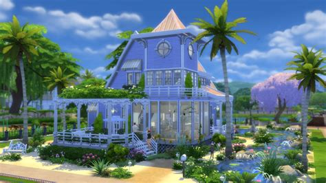 Cute Small House Plans The Sims 4 Gallery Spotlight Houses And Community Lots