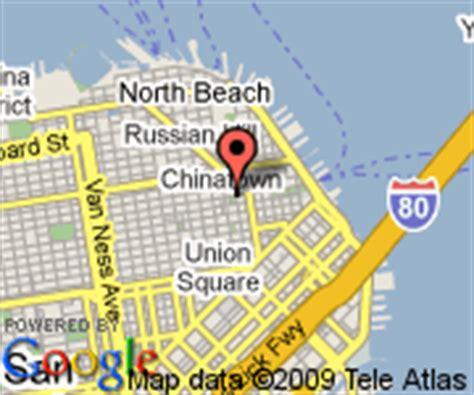 san francisco map financial district san francisco financial district san francisco