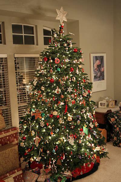 christmas tree photos danz family december 2011 archives
