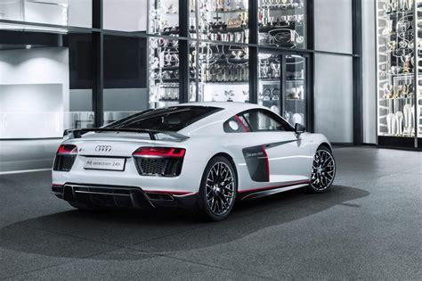 Audi R8 V10 Plus Selection 24h pictures Auto Express
